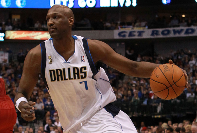 At This Point, Lamar Odom Deserves More Than To Be Written Off