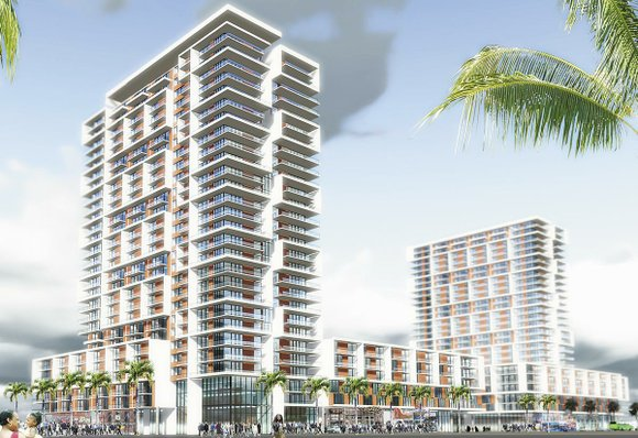 Joint Venture Would Bring Rentals and Hospitality with Amenities