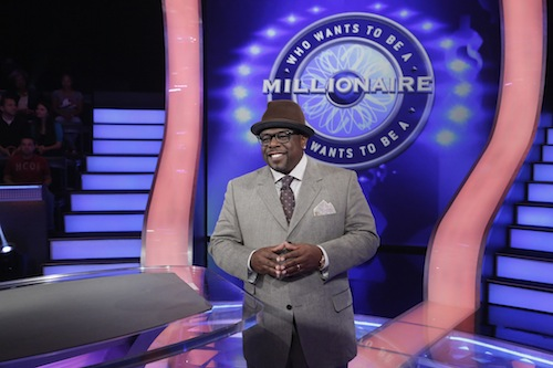 """The New Face of """"Who Wants to Be a Millionaire,"""" Cedric the Entertainer"""