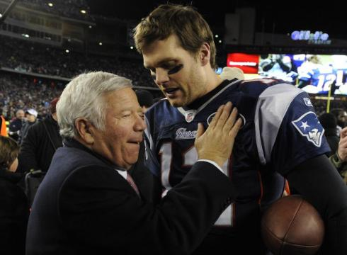 Robert Kraft 'Very Much Wanted' Tim Tebow to Make Patriots