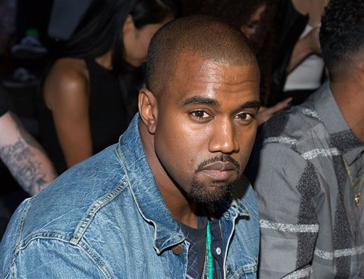 Kanye West Played His Entire Album In Paris Last Night