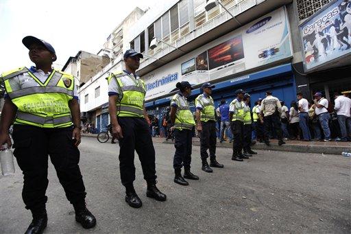 Black Market Bullets Are Killing Venezuelans