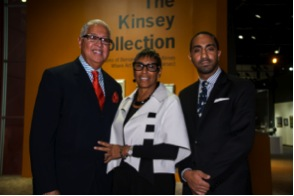 Wells Fargo's Celebratory Tour Honoring the 150th Anniversary of The Emancipation Proclamation, Featuring The Kinsey Collection, Arrives in Baltimore