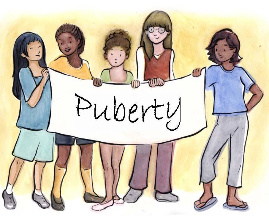Mengenali Gejala Pubertas Anak Anda