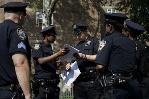 Court Blocks Ruling on NY Police Stop-Frisk Policy