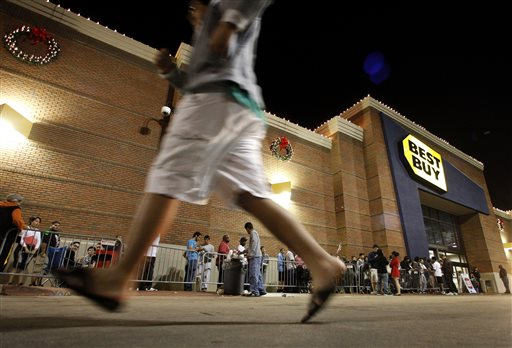 JC Penney and Macy's Top List of Best Black Friday Discounters; Walmart, Best Buy Disappoint