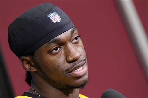 Sources: Redskins Won't Release Robert Griffin III at Saturday Deadline