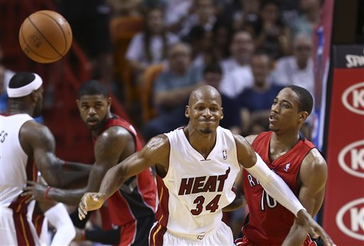 Ray Allen Mulling 'He Got Game' Sequel