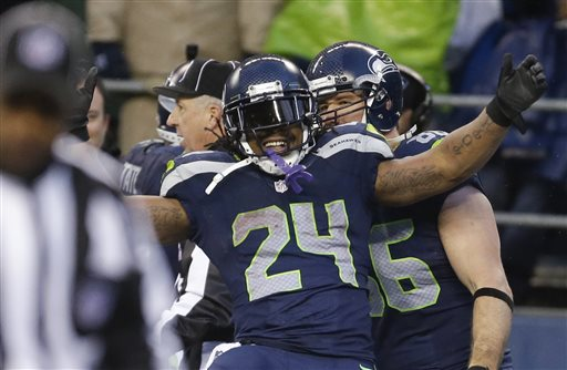 Seahawks' Marshawn Lynch Being Investigated for Alleged Assault