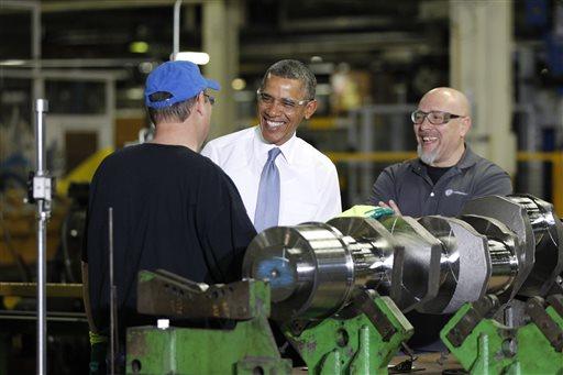 Obama: Job Training Must Reflect Changing Economy