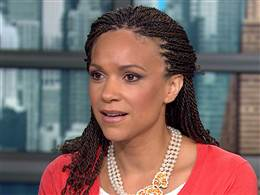 Ann Coulter Calls Melissa Harris-Perry MSNBC's 'Token' African-American