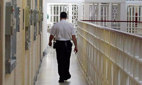 Guards May Be Responsible for Half of Prison Sexual Assaults