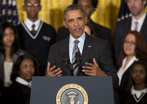 Only 1 of President Obama's Promise Zones is Majority Black