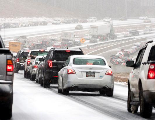 Who's to Blame for the Atlanta Storm Chaos?