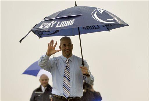 Penn State Makes Vanderbilt's Franklin New Football Coach