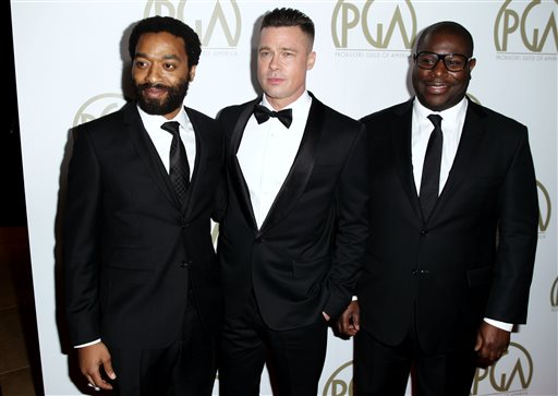 "West Indian Takes Home Golden Globe's Top Motion Picture Honor for ""12 Years a Slave"""