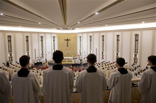 Vatican to Legion: Reform Has Only Just Begun