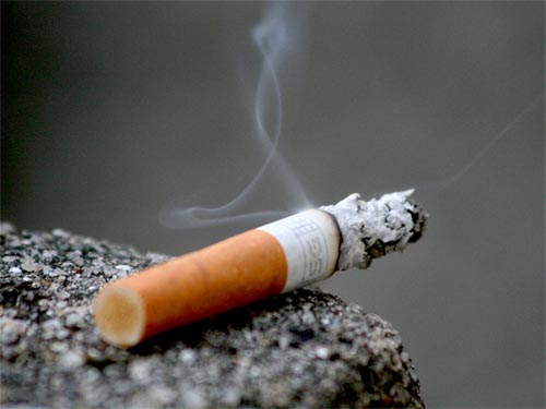 Smoking May Cause Loss of Y Chromosome