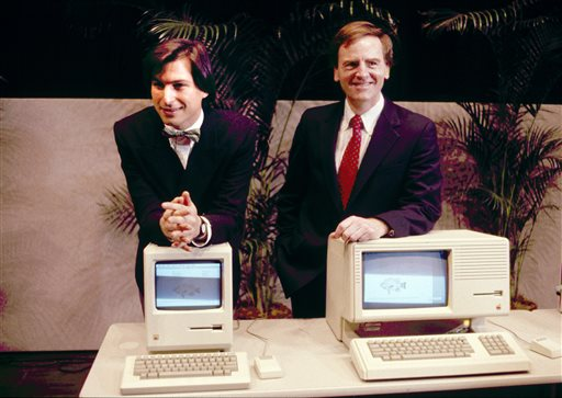Apple's Mac Still Influences, 30 Years After Debut