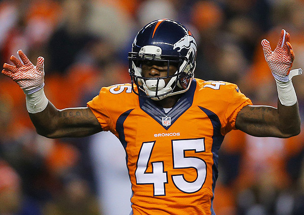Dominique Rodgers-Cromartie May Retire if Broncos Win Super Bowl