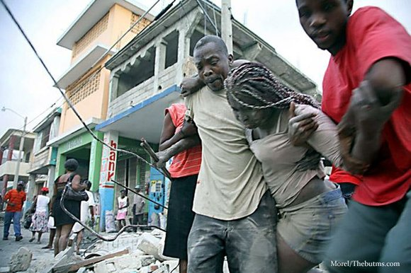 Congress and Haiti Funds: Where is the Money?