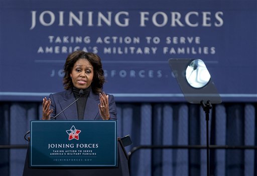 First Lady Praises Construction Industry Hiring