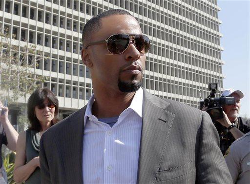 Darren Sharper Sentenced to Nine Years in First of Plea Deals