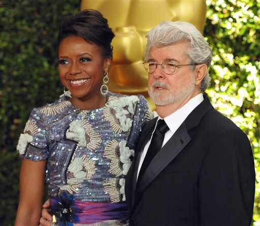 George Lucas, Wife Donate $25M to Chicago School
