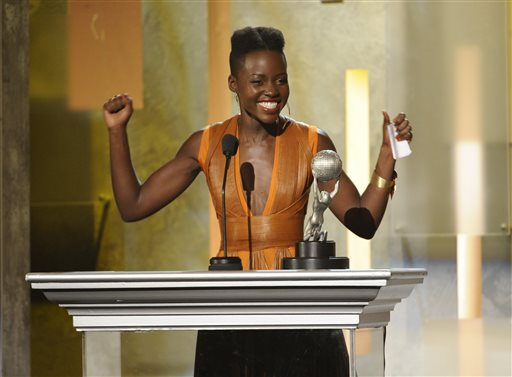 '12 Years a Slave' Wins Big at NAACP Image Awards