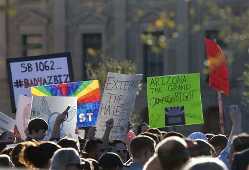 Why 'Religious Freedom' Laws Could be a License to Discriminate