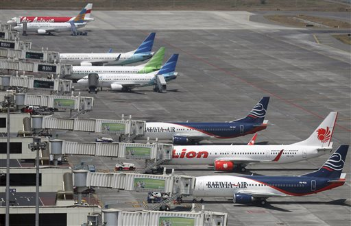 Jet Mystery Unfolds as Asian Air Travel Booms