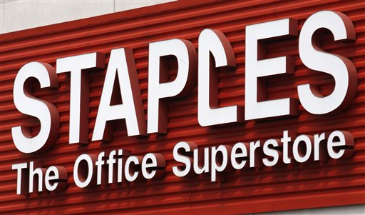 Staples to Close 225 Stores as Sales Move Online