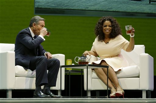 Oprah Chai Tea to be Sold at Starbucks Stores