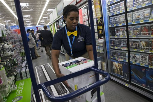 Wal-Mart Takes Aim at $2B Used Video Game Market