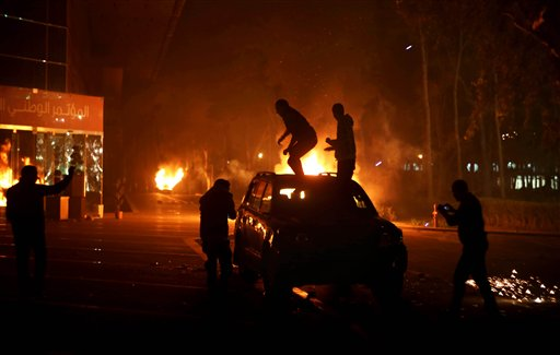 Libya Vows to Stick to Democratic Path After MPs Shot