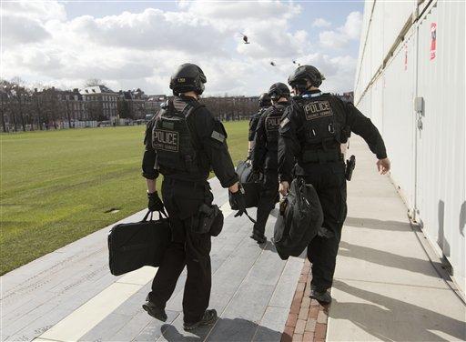Secret Service Agent Found Drunk in Hotel Room
