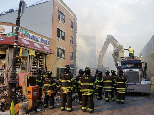Officials: All 8 Missing in NYC Blast Recovered