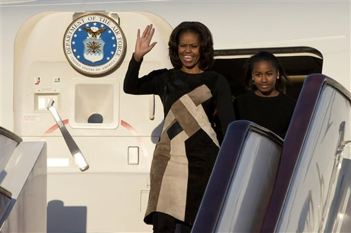 US First Lady to Avoid Politics on Beijing Visit