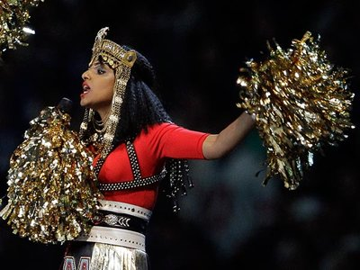 NFL Wants $16.6 Million from M.I.A. Over Super Bowl Halftime Show Stunt