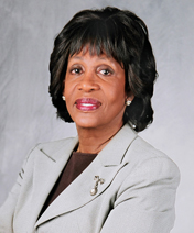 Waters Calls for Action on Data Security