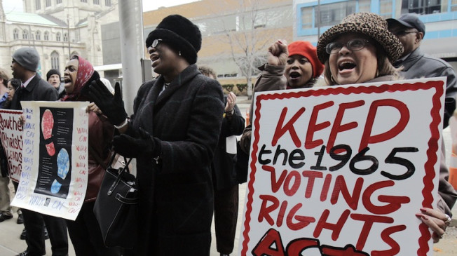 Voting Rights Advocates Try to Put Oversight Back on the Map