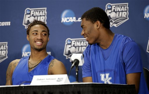 Kentucky Brings Up Memories of Fab Five