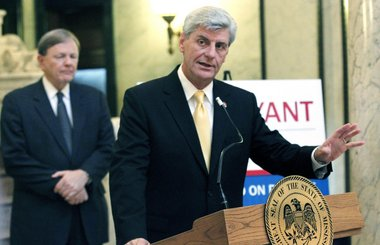 Miss. Governor Signs Religious Practices Bill