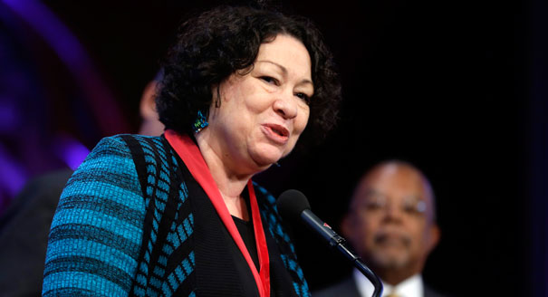 Sotomayor Accuses Colleagues of Trying to 'Wish Away' Racial Inequality