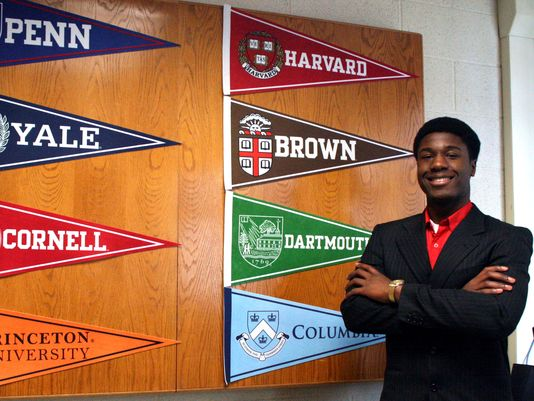 Long Island Teen Kwasi Enin Accepted to All 8 Ivy League Universities