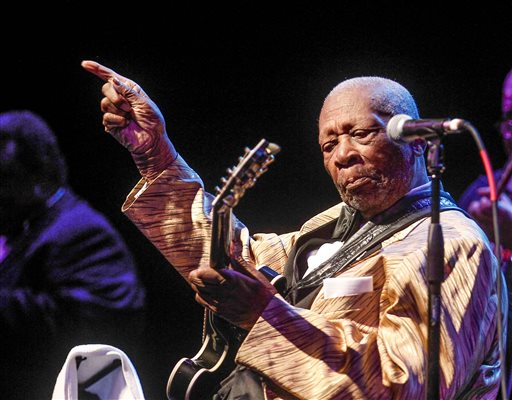 Bluesman Apologizes for St. Louis Concert Gone Bad