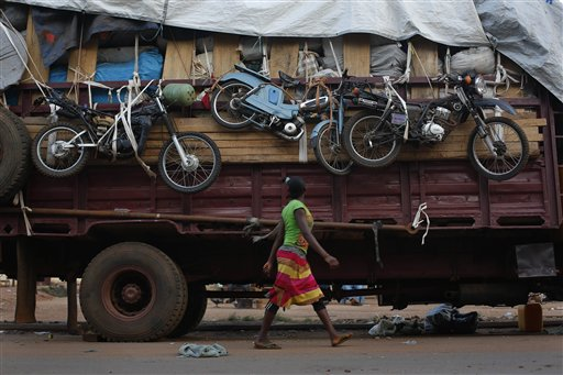 UN Approves Force for Central African Republic