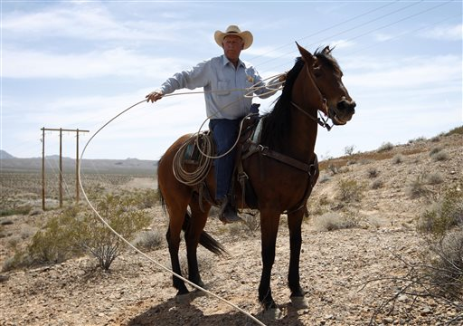 Nevada Rancher Condemned for Racist Remarks