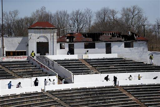 Hopes High Negro Leagues Stadium Makes Comeback