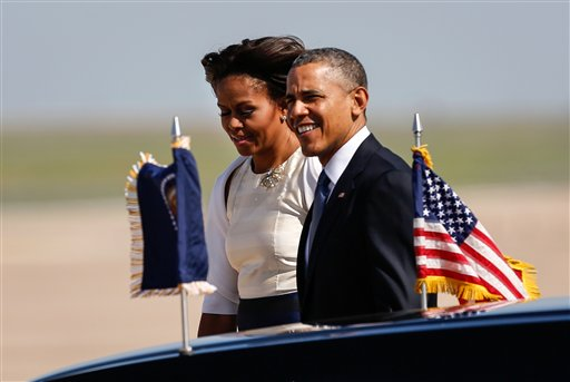 Reflecting on Progress, Obama Honors Civil Rights